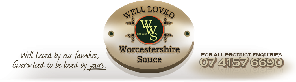 Well Loved Worcestershire Sauce